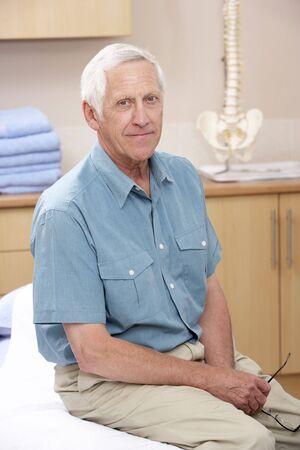 osteopata: Retrato de hombre oste�pata