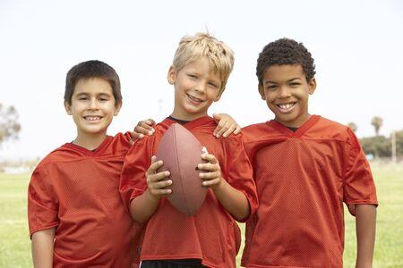 9 ball: Young Boys In Basketball Team