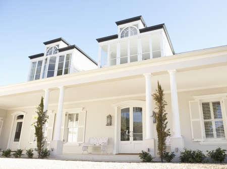 Dream Home: Exterior Of Beautiful Dream Home