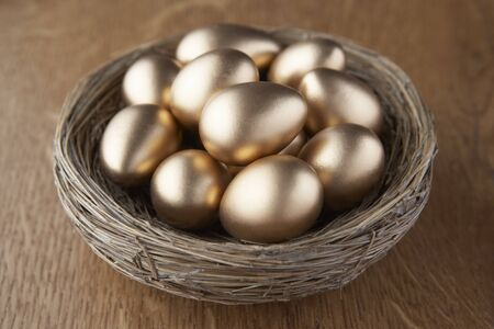 nestegg: A basket of golden eggs