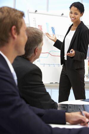boardroom: Business presentation