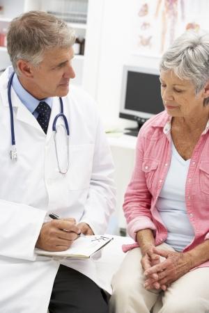 Lekarz z chorej