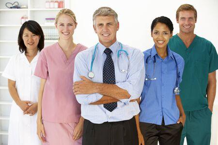 dottore stetoscopio: Ritratto di professionisti medici