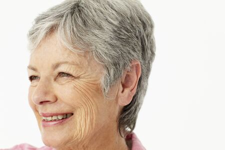 Portrait of senior woman Stock Photo - 11185330