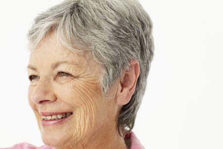 Portrait of senior woman Stock Photo - 11185330