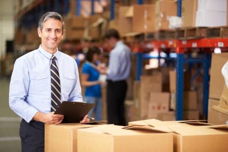 gerente: En el Administrador de Almacén Comprobar Cajas