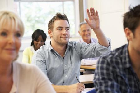 tutor: Estudiante en la clase