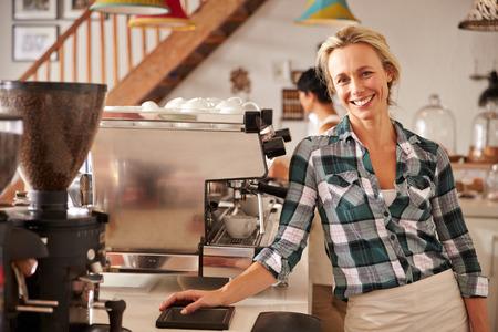 trabajando: Personal Cafe en el trabajo
