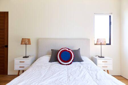 Interior Shot Of Modern Child's Bedroom In Empty House