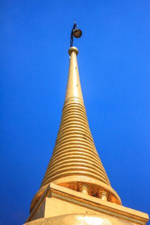 Wat Saket Rajaworavihara thai temple Stock Photo - 19419564