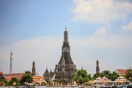 Wat Arun thai temple Stock Photo - 19419561