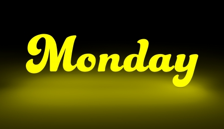 Monday to night,Day of the week