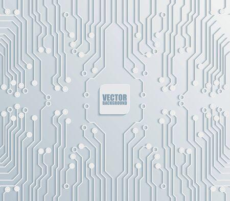 Placa de circuito de fondo ilustración Textura. Foto de archivo - 41967550