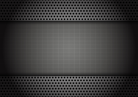 abstract metal background.vector illustration
