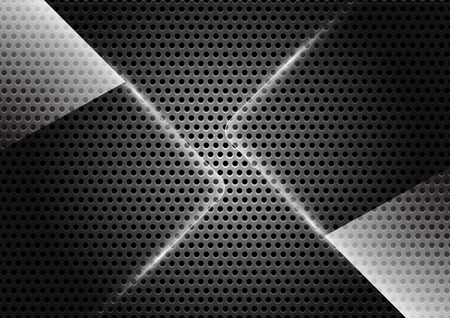 stainless: metal texture with glossy background.vector illustration