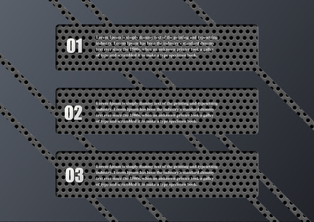 modern infographic.realistic design elements