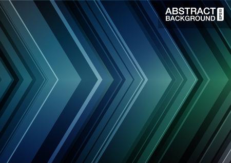 Blauwe abstracte achtergronden.