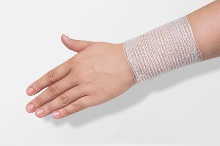 profesional: Bandage on  wrist