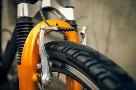 Bicycle front v brakes Zdjęcie Seryjne