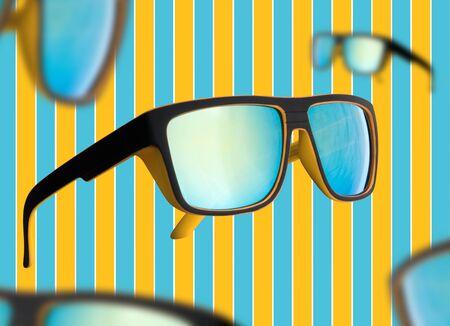 unisex: Fancy unisex sunglasses, nerd style