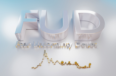 FUD Mean fear, uncertainty and doubt. It is a marketing term that is a competitor. FUD is a large group of companies that have a large market share.