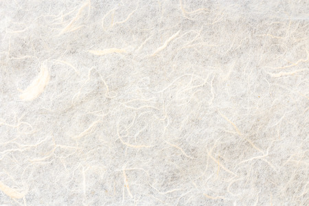 mulberry paper: The texture of white color mulberry paper Stock Photo