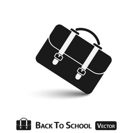 satchel: School Bag ( Back to school ) Illustration