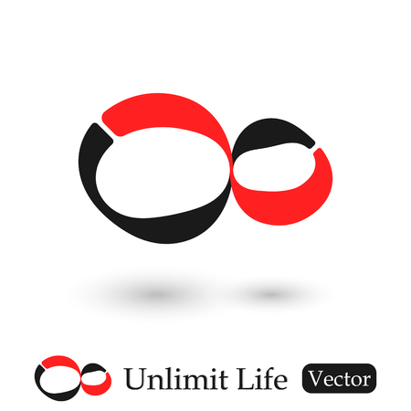 unlimited: Infinity Symbol ( Unlimited life )