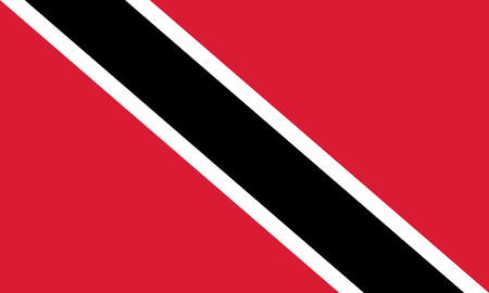 officially: Official vector flag of Trinidad and Tobago . Republic of Trinidad and Tobago .