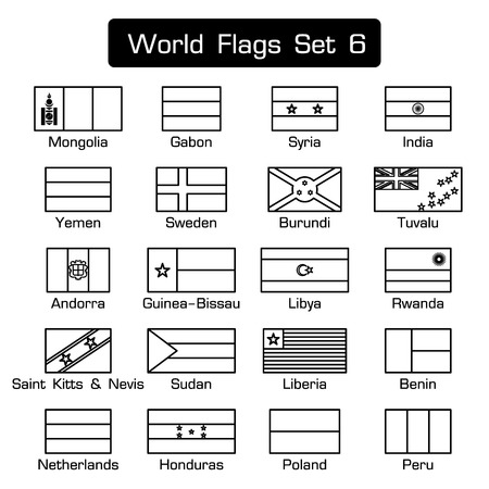 Chowceng Dise/ño Simple de la Bandera Corredor de la Tabla en Forma de Bordado de poli/éster pa/ño de la Tabla Camino de Mesa de caf/é Mesa de Trabajo T/é Placemat Mantel Decoraci/ón