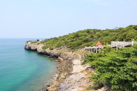 Chong Kao Kad . Koh Sichang ( Sri-chang island ) , Chon Buri , Thailand .
