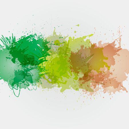 Watercolor for design. Stockfoto
