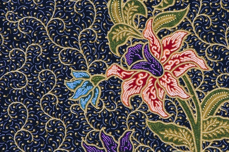 This is general native thai-style fabric pattern
