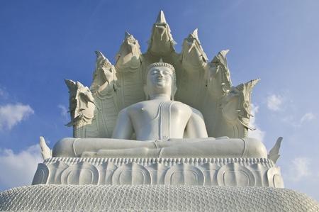 Great White Buddha.