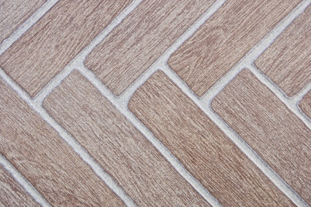 Pattern of tile surface diagonal angle. photo