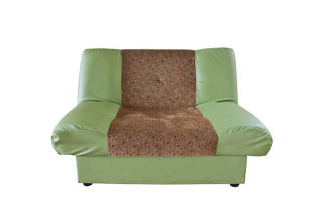 Modern Thai Style  sofa on white background