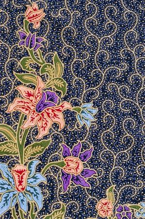 C'est en g�n�ral natif thai-style de motif de tissu � la main