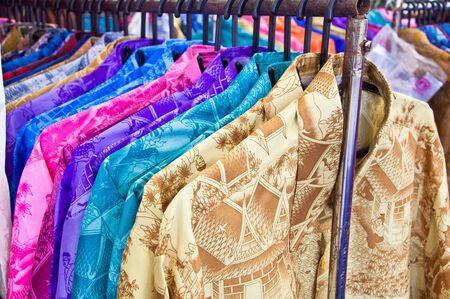 Thai style color� T-shirts de suite pour la vente et le marketing