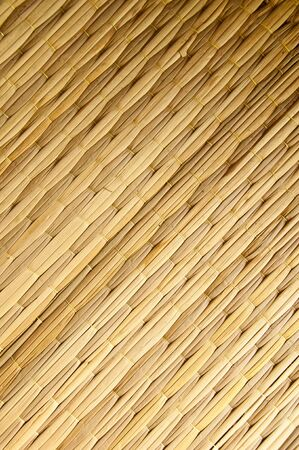 diagonal of natural background from papyrus Stock Photo