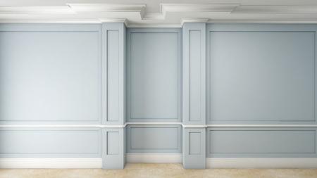 interior in classic style