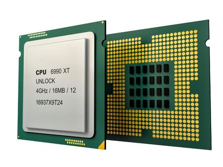 multicore: Modern multicore CPU