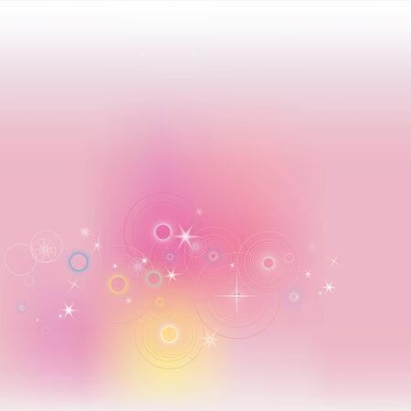 glitter ball: Pink sparkles background