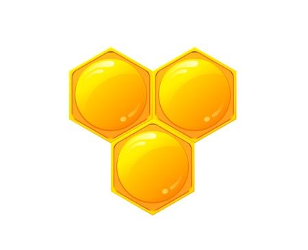 hive: Nido de abeja de vectores Vectores