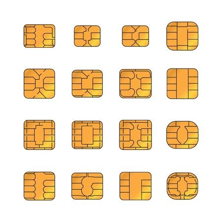 Sim card set