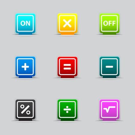 signos matematicos: Marcar con signos matem�ticos