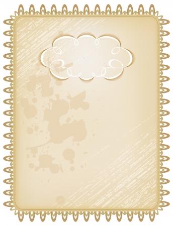 etiqueta: vintage box frame