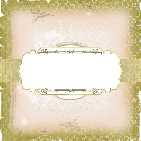 template frame Stock Vector - 17879208