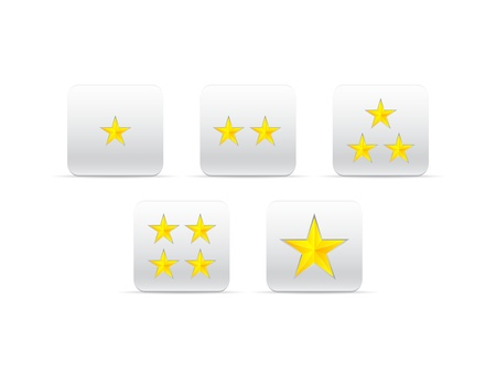 rank: stars for ranking