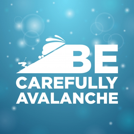 avalanche: Skier rescued from avalanche