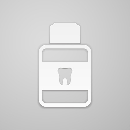 mouthwash: Emblema Enjuague bucal